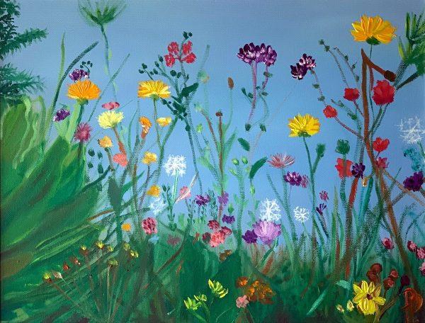 Eoin's Summer Meadow